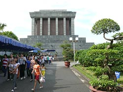 Mauzoleum Hồ Chí Minha